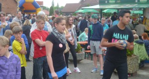 Tanz in den Mai – der Handball – Förderverein war dabei!