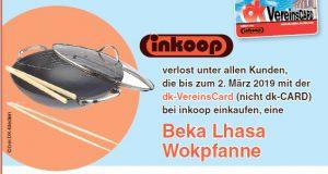 Verlosung für dk-Vereins Card Teilnehmer