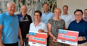 dk-Vereinscard spielt 4000 Euro ein